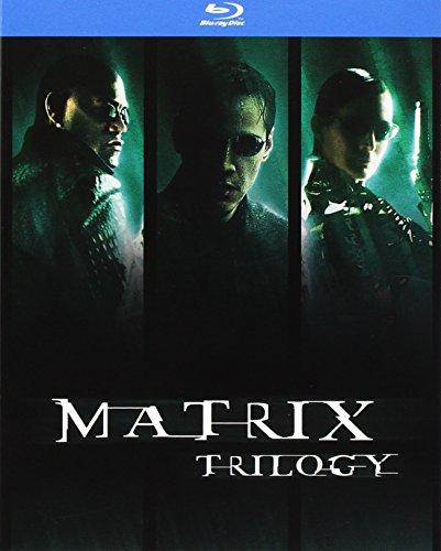 Matrix - Trilogy (3 Blu-Ray) [Blu-ray]