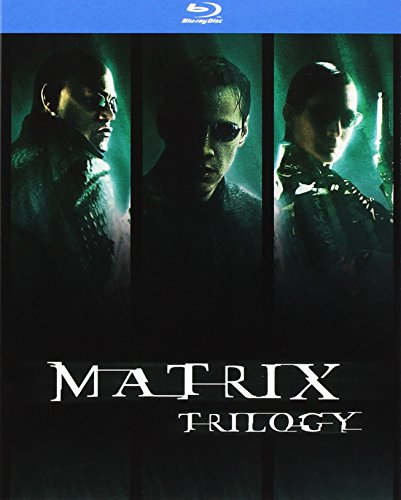 Matrix - Trilogy (3 Blu-Ray) [Italia] [Blu-ray]
