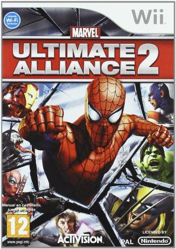 Marvel Ultimate Alliance 2 [Importer espagnol]