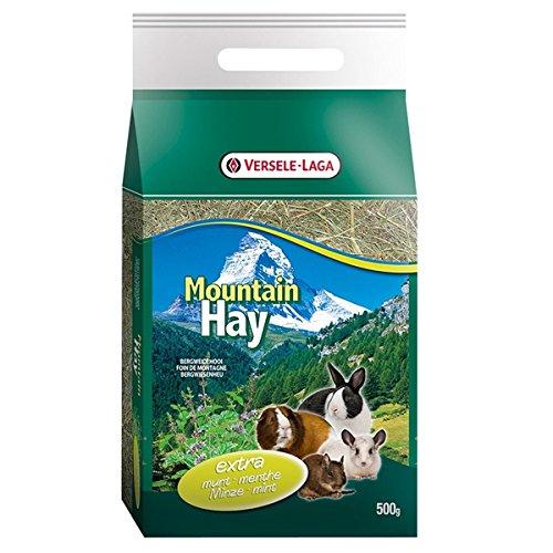 Mountain Hay Heno De La Montaña Con Menta 500 gr