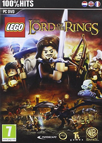 LEGO Lord of the Rings PC Game - Join the Battle in the Greatest Adventure Ever