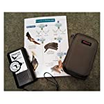 Magenta Bat Detector Kit - including Bat 4 Detector +Hard Zip Case + Field Guide to British Bats …