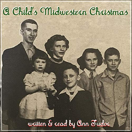 A Child's Midwestern Christmas  By  cover art