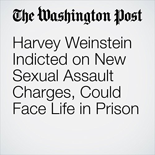 Harvey Weinstein Indicted on New Sexual Assault Charges, Could Face Life in Prison copertina