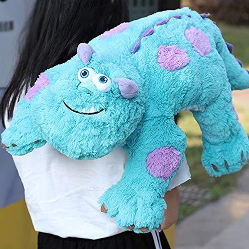 fangzhuo Peluche Monsters University Sulley Sullivan Juguete De Peluche Animales De Peluche Bebé Suave Juguete para Niños Regalos Almohada Suave Muñecas De Juguete