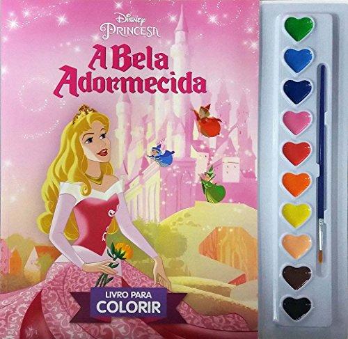 A Bela Adormecida - Volume 1. Coleção Aquarela Disney