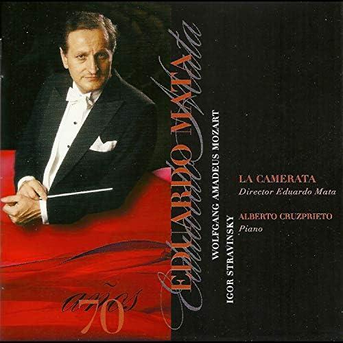 Eduardo Mata, Alberto Cruzprieto & La Camerata