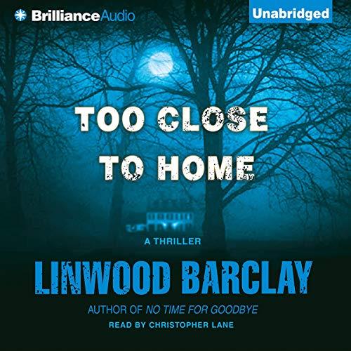 Page de couverture de Too Close to Home