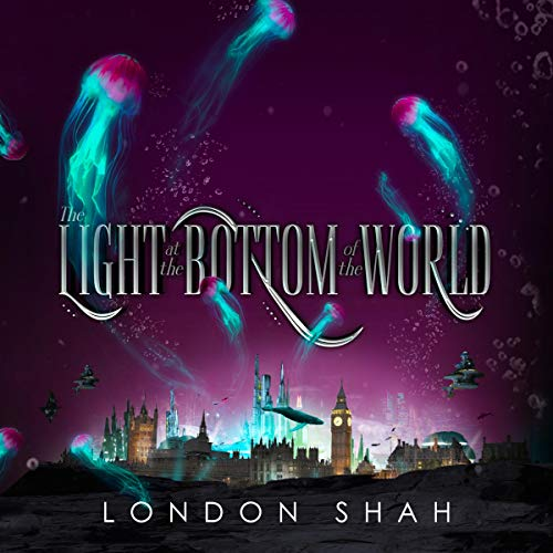 The Light at the Bottom of the World audiobook cover art