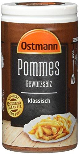 Ostmann Pommes Frites Salz, 1er Pack (1 x 70 g)