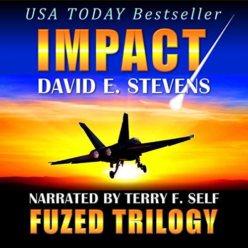 Impact Audiobook By David E Stevens cover art