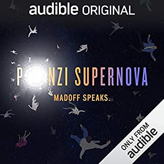 Ponzi Supernova cover art
