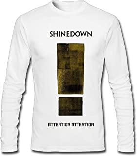 Men's Shinedown Attention Attention Long Sleeve