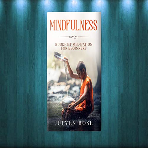 Mindfulness - Buddhist Meditation for Beginners copertina