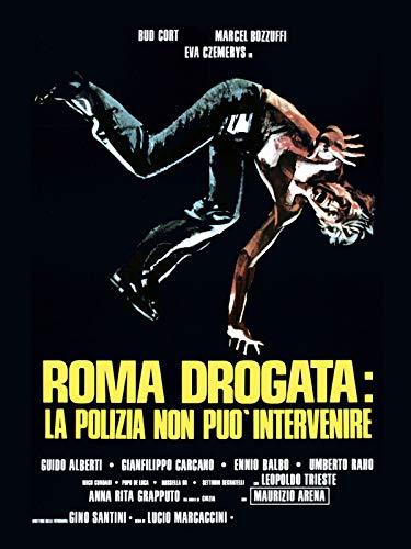 Roma drogata: la polizia non può intervenire