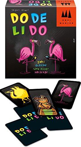 Drei Magier 40879 Dodelido Game, Various