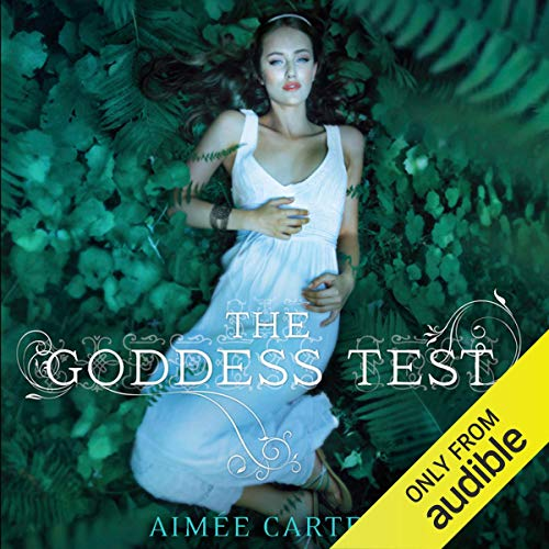 The Goddess Test cover art