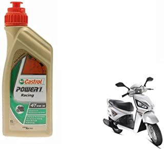 Castrol Power1 10W-50 4T 1 Litre Scooter Engine Oil-Mahindra Gusto