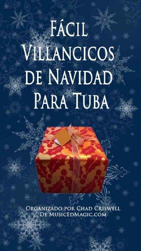 Facil Villancicos de Navidad Para Tuba (Spanish Edition)