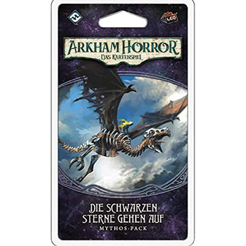 Fantasy Flight Games FFGD1115 Arkham Horror Spielzeug, Bunt