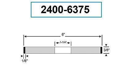 """2400-5251 5 X 1//4 X 1-1//4/"""" D1A1 CBN WHEEL"""
