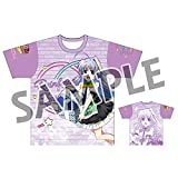魔法少女リリカルなのは 15th Anniversary Party フルグラフィックTシャツ リインフォースⅡ
