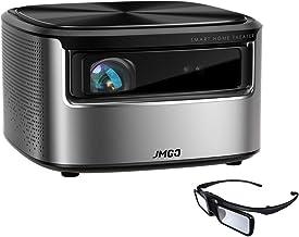 JMGO N7 Native 1080P Projector + 3D Glasses Bundle