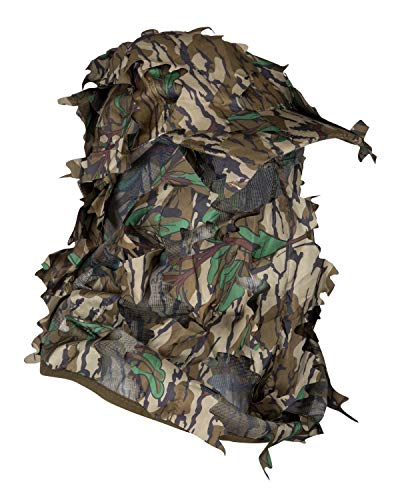 North Mountain Gear Jagdhut mit Gesichtsmaske, Greenleaf, ONE SIZE FITS MOST
