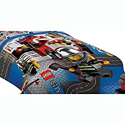 professional Lego 2 Bed Blanket Lego City Build Bedding