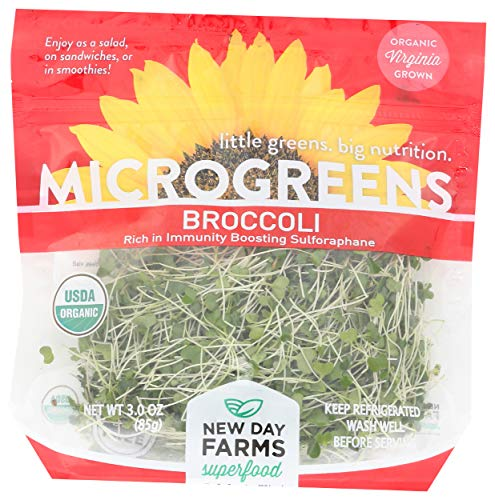New Day Farms, Microgreens