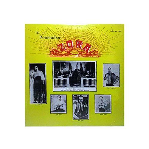 To Remember Zora Tamburaski Orkestra [Vinyl] Vinka Ellesin, Peter Perez, John... [Vinyl] Vinka Ellesin, Peter Perez, John Halik, Djoka Dokic, Djura Bogicevich