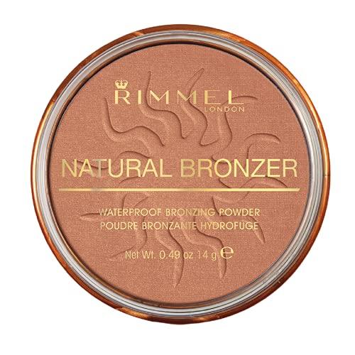 Rimmel London Natural Bronzer Polvos Tono 027 Sun...
