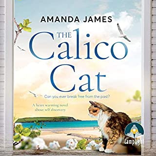 The Calico Cat cover art