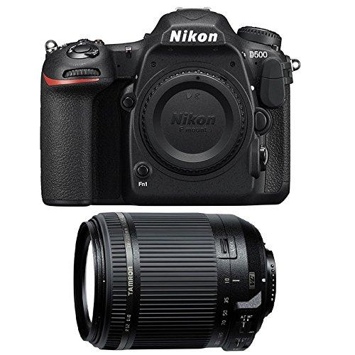 Nikon D500 + TAMRON 18-200 VC