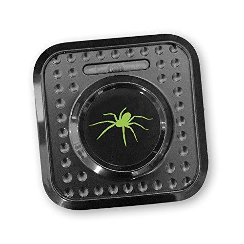 ISOTRONIC Spinnenabwehr, 230V Spinnenschutz Ultraschall Stecker | Einzelpack