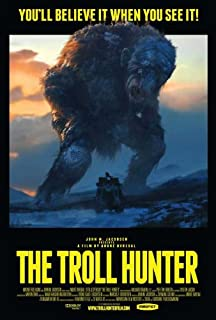The Troll Hunter 11 x 17 Movie Poster - Style A
