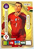 road to 2018 fifa world cup russia adrenalyn xl – cristiano ronaldo top player card