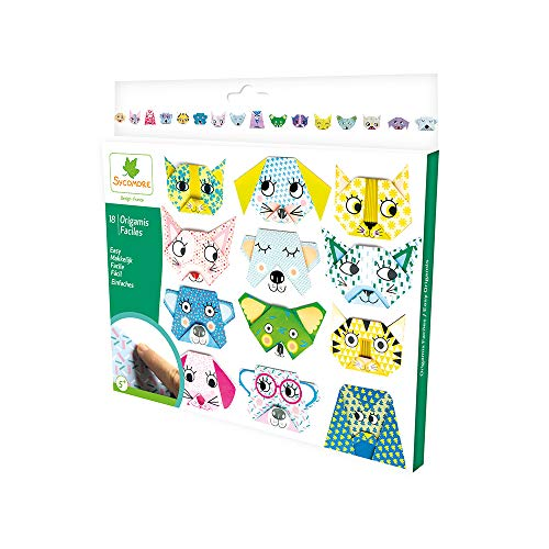 Darpeje Primer Origami Sycomore Faujas (CRE44012), Multicolor (1)