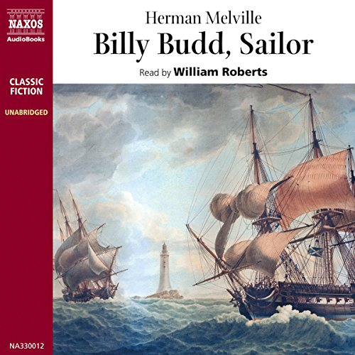 Billy Budd, Sailor audiobook cover art