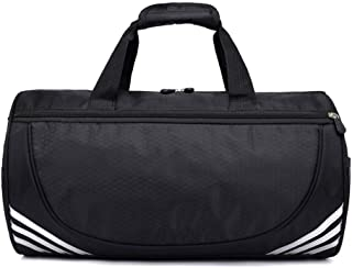 Placextre Portable Travel Handbag Lightweight Sports Bag Large Capacity for Yoga