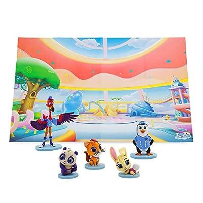Disney T.O.T.S. Figure Play Set