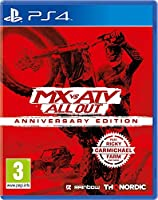 MX Vs ATV: All Out Anniversary Edition (PS4) (輸入版)
