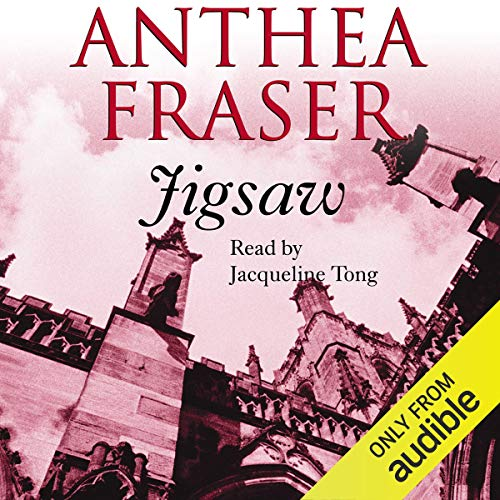 Jigsaw Audiobook By Anthea Fraser cover art