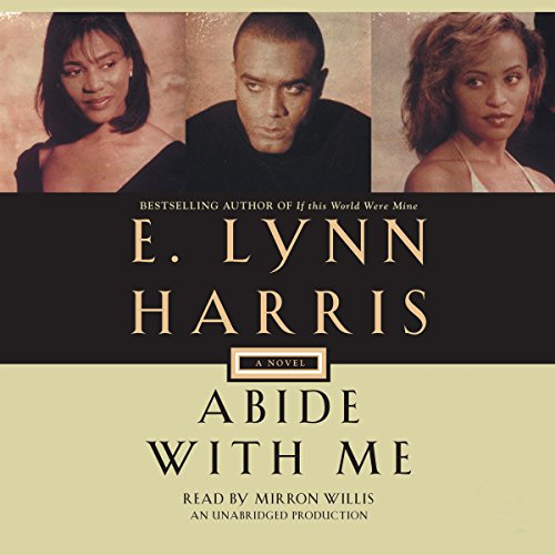 Abide with Me audiobook cover art