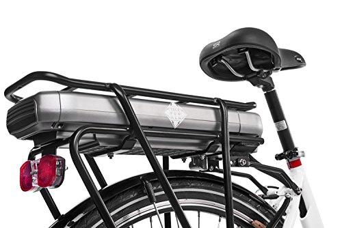 Telefunken E-Bike Elektrofahrrad Alu Bild 3*