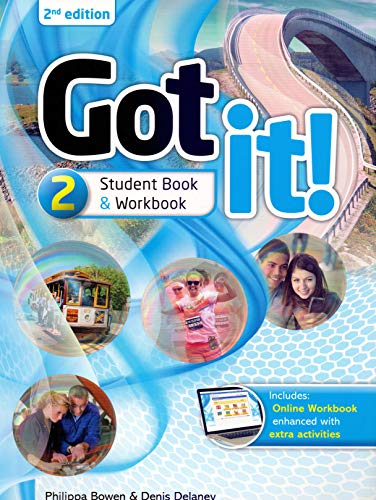 Got It! 2 - Students Book and Workbook and Online - 02Edition