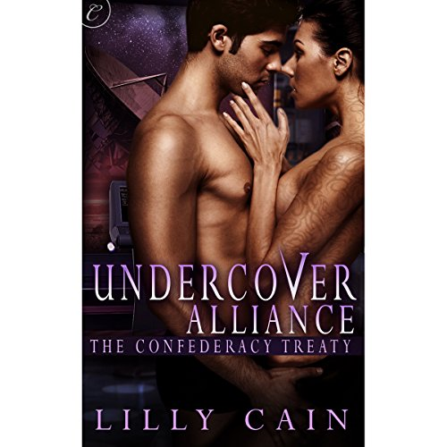 Undercover Alliance audiobook cover art
