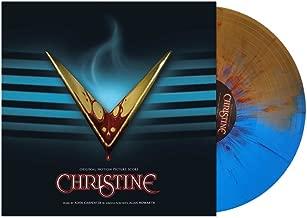 Christine Blue/Gold/Red Vinyl