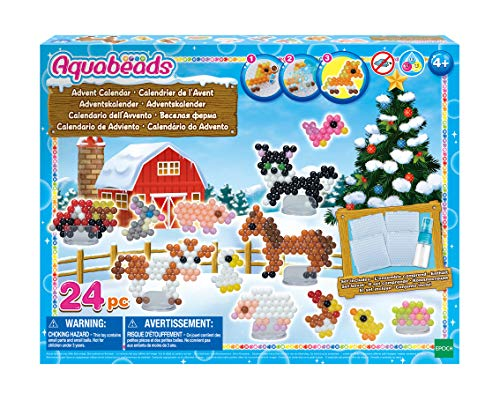 Aquabeads - 31367 - Advent calendar Farm