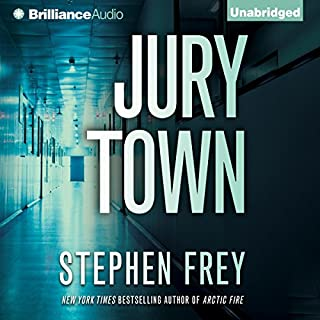Jury Town cover art